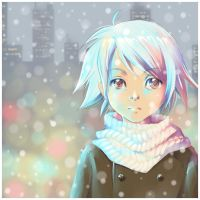 snow by Akino-K