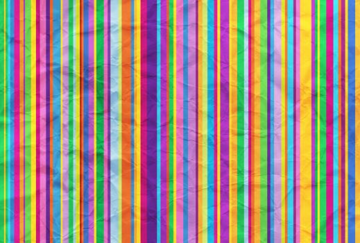 Stripey Rainbow Paper Texture by powerpuffjazz