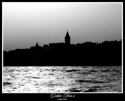 Golden Horn II by JulianGraves