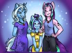 COM: Harmony's Family by MustLoveFrogs