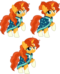 Sunburst gender swap alts cloak by CloudyGlow