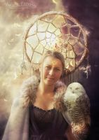 Dream Keeper by mary-petroff