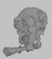 Meadow Troll by Prospass