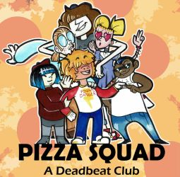Pizza Squad! by strategossix