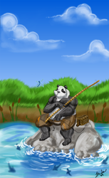 Fishing... by Songficcer