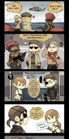 [MGSv] Jealousy maybe? by OrangeLightning123