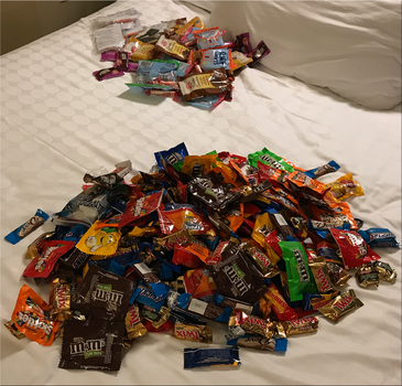 Candy Piles IMG 3535 by WDWParksGal