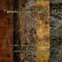 Texture Set 01 by silver-