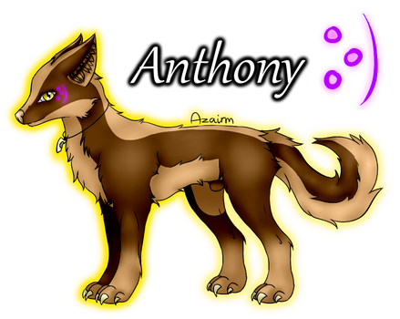 Anthony by TheChelsea159