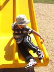 QUEEN ELIZABETH PARK, LITHGOW - Kids Play Area  16 by StonedSmeagol