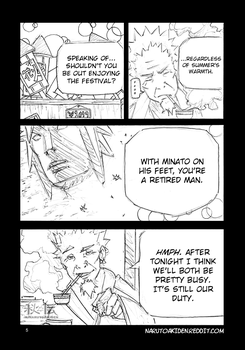 Naruto Akiden Chapter 1 Page 5 by Link2Time