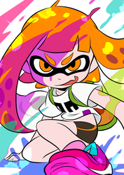 Splatoon by hentaib2319