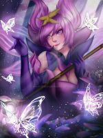 Elementalist Lux - Mystic by Mary-chan1