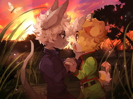 id do absolutely anything for you! by bugisland