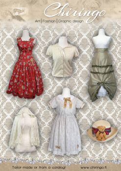Lolita clothes by chiringo