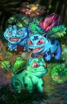 Bulbasaur evo! by VegasDay