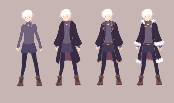 [Outfit Design Concepts]: Lun by Monusha