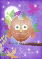 The Paper Owl by HannahChapman