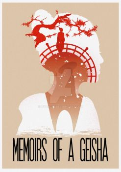 The Many Faces of Cinema: Memoirs of a Geisha by Hyung86