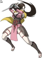 Kagero: Honorable Ninja by VGAfanatic