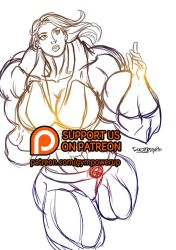 [PATREON] August- 2nd Week Kitty Pryde by roemesquita