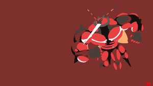 Buzzwole Minimalist Wallpaper by Morshute