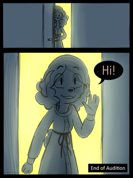 Chop to the Top Audition Page 26 by HypnoDrama