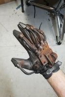 Post-apocalyptic power glove by TwoHornsUnited