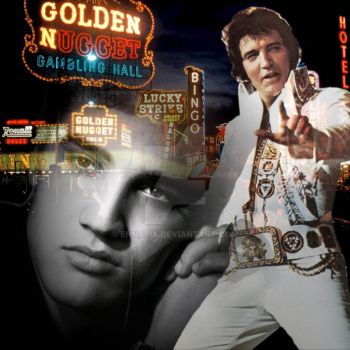 ELVIS, a revered giant by Ennapix