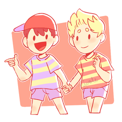 stop holding hands by smol-link