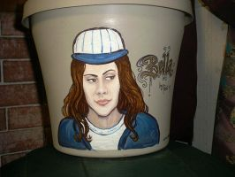 TWLT - Bella, The Plant Pot by resa-challender
