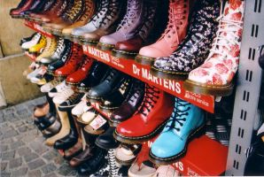 Dr. Martens by lalapejax
