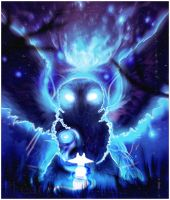 Ori and The Blind Forest by ParalyzedFear