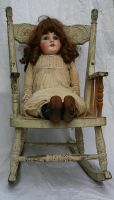 Antique doll stock 2 by rustymermaid-stock