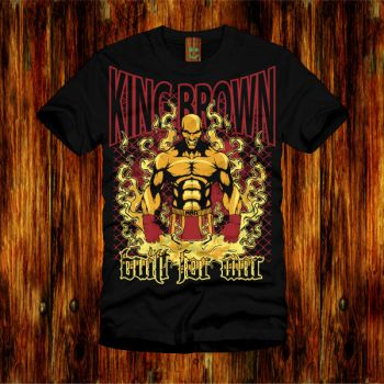 KingBrown Built For War by ShawnCoss