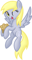 A muffin for ya! by StarlessNight22