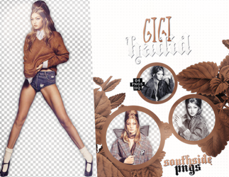 Png Pack 3928 - Gigi Hadid by southsidepngs