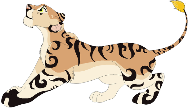 Adopt: Rare Lioness - CLOSED by extramite