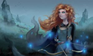 Merida by CleverBoi