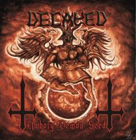 Decayed -Unholy  CD by LuciforusArt