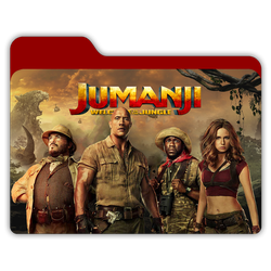 Jumanji - Folder by janosch500