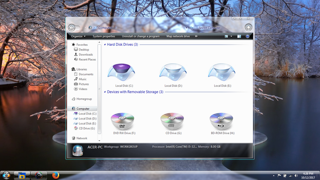DTU Glass 6 and 6.1 Drive Devices! by Fiazi