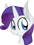 Rarity Avatar by Tridashie