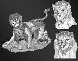 Lion TF by TimidTabby84