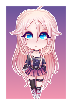 #7 - IA chibi by Soniuss