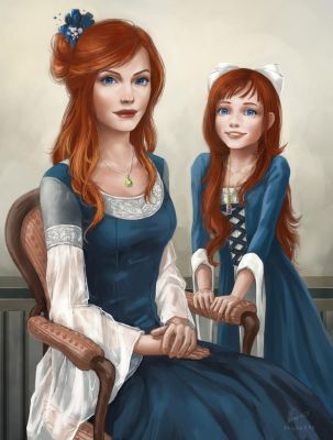 The sisters by Angevere
