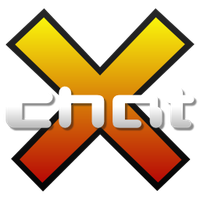 XChat Logo Vector by caffeinejunkie