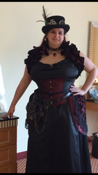 Dragoncon 2016 Steampunk by princessfromthesky