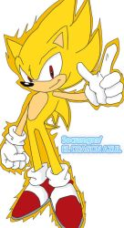 SUPER SONIC VERSION 2 IN COLOR by socramgns
