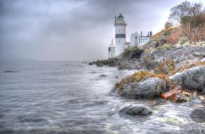 Cloch Point Lighthouse by FunkyBah